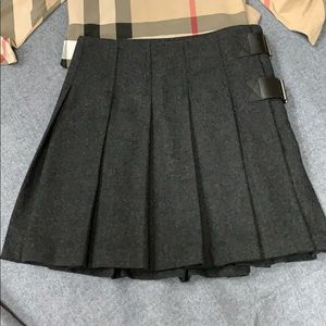 Authentic Burberry Britt wall wrap skirt